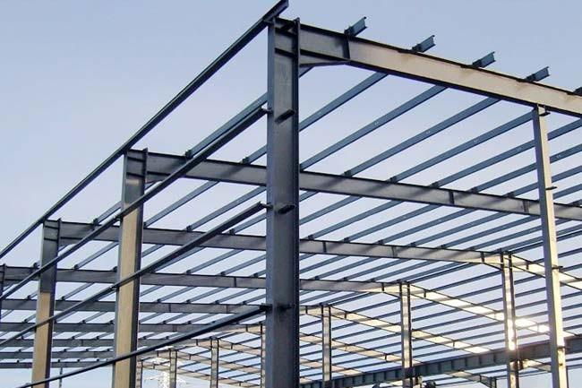 کاربرد تیرآهن در ساختمان