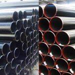 انواع لوله و اتصالات فولادی